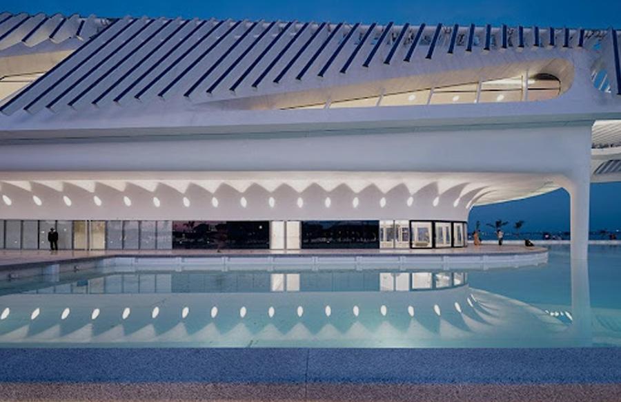 Museu do Amanhã, Brazil by Calatrava: Inspired by the Carioca culture