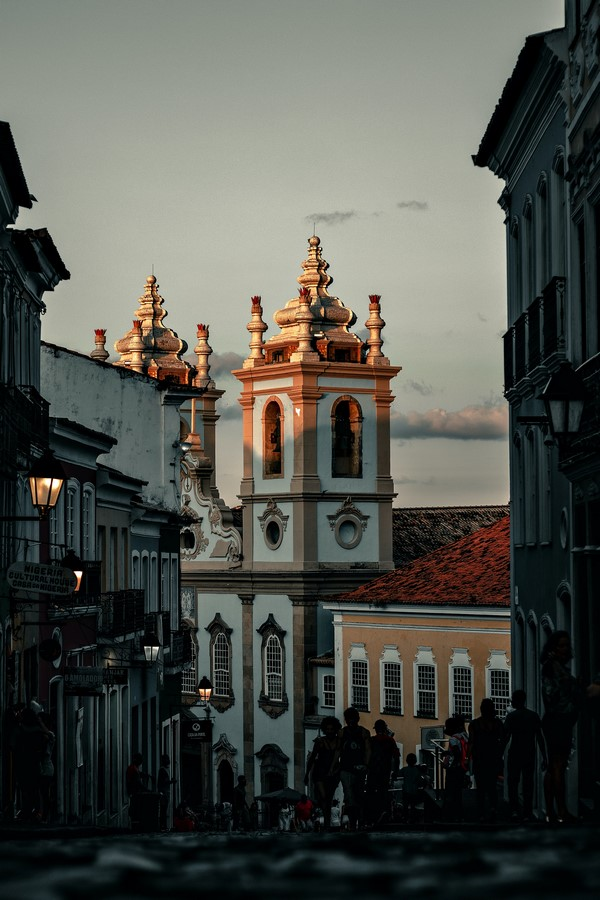 Architecture of Cities: Salvador- The Vibrant City - Sheet2