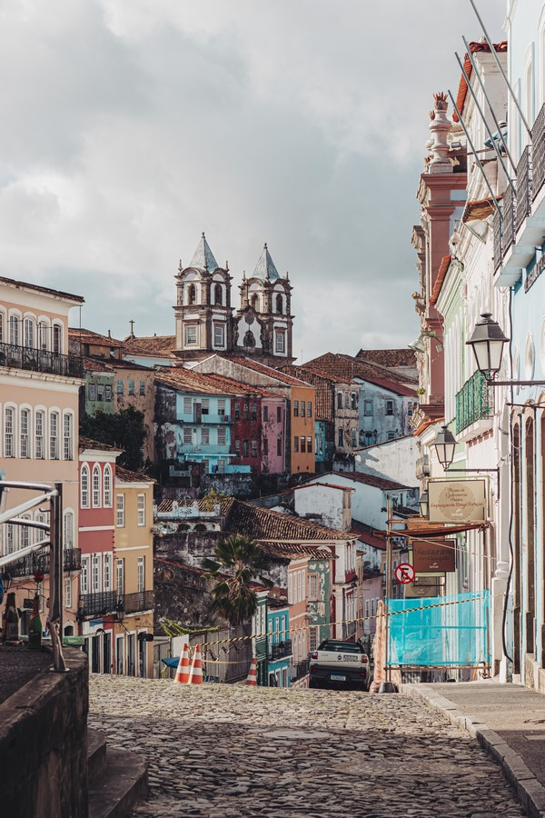 Architecture of Cities: Salvador- The Vibrant City - Sheet3