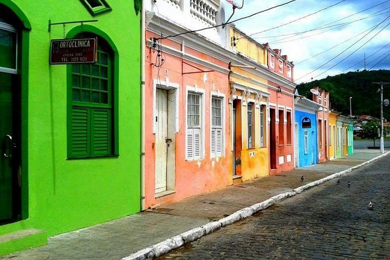 Architecture of Cities: Salvador- The Vibrant City - Sheet4