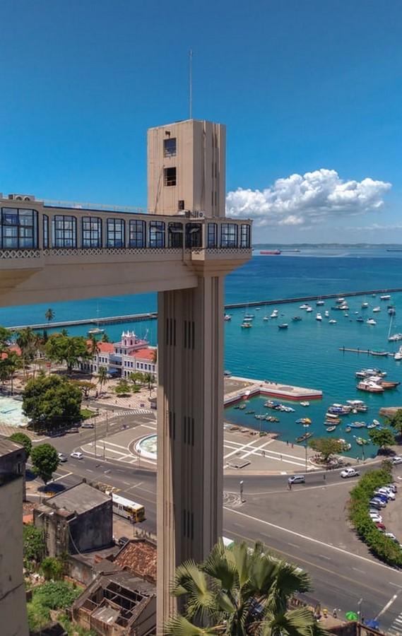 Architecture of Cities: Salvador- The Vibrant City - Sheet5