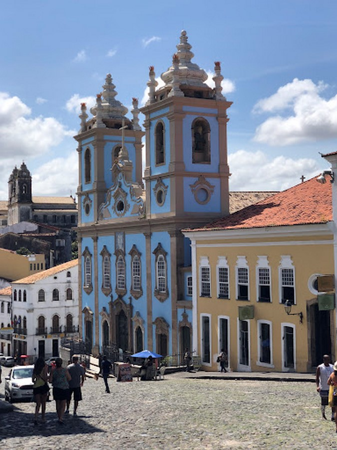 Architecture of Cities: Salvador- The Vibrant City - Sheet6