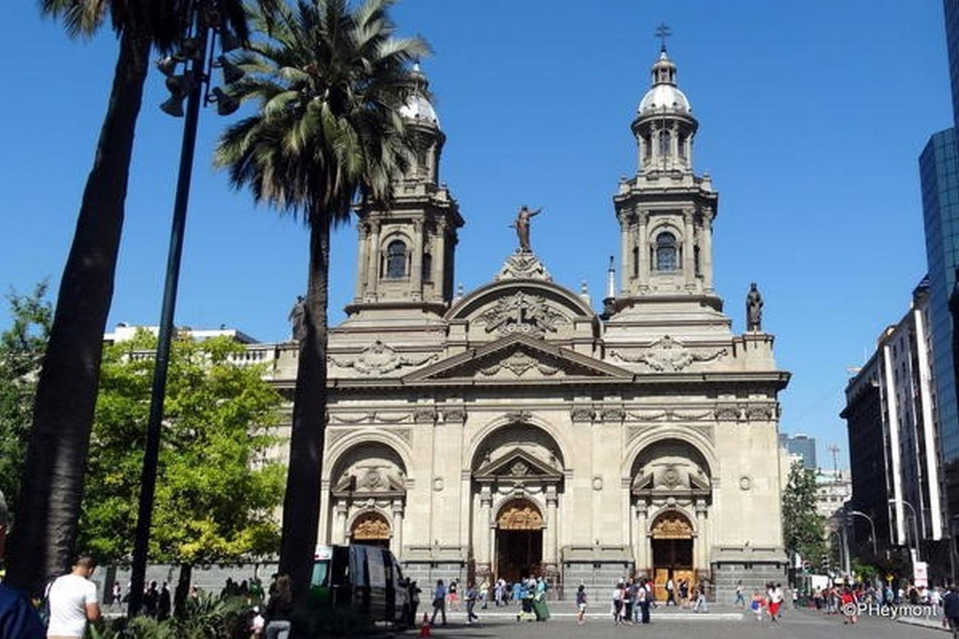Architecture of Cities: Santiago- City's Old Colonial Core - Sheet5